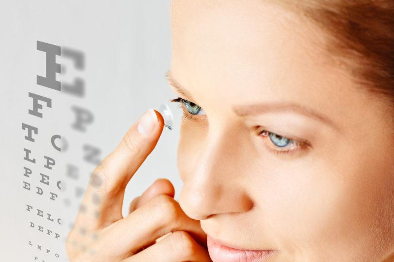 Kontaktlinsen Brillen Wohlfart